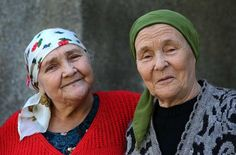 About the Food of Tajikistan | Global Table Adventure (Photo Credit: Women in Tajikistan. Photo by Steve Evans.)
