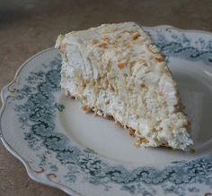 Amaretto Coconut Cream Pie