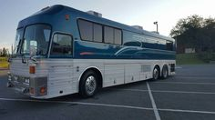 Bus City, Converted Bus, Buses For Sale, Bus Conversion, Busses, Motorhome, Campers, Rv, Eagle