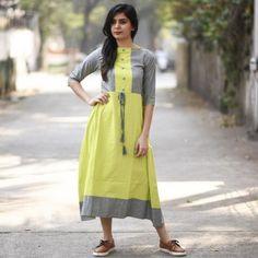 Simple Kurti Designs, Salwar Designs, Kurta Designs Women, Blouse Designs, Choli Designs, Mehndi Designs, Stylish Dresses, Fashion Dresses, Anarkali Kurti