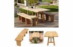 Ketch garden furniture range - product image
