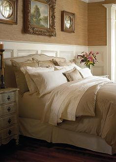 Inspired by linens on the finest hotel beds.