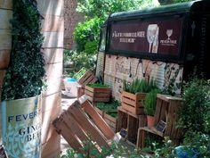Fever Tree promotion at Girona, Temps de Flors 2014