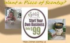 Start Today with Scentsy