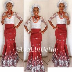 aso ebi style for upcoming summer wedding African Dresses For Women, African Attire, African Wear, African Fashion Dresses, African Women, Nigerian Outfits, Nigerian Dress, African Print Fashion, African Prints