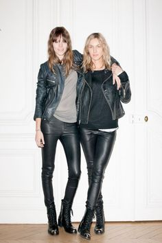 Freja Beha Erichsen Designs Capsule Collection for Zadig & Voltaire