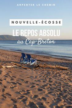 NOUVELLE-ÉCOSSE // Un petit coin de paradis aux chalets The Markland - Arpenter le chemin Cap Breton, Pvt Canada, Blog Voyage, Nova Scotia, To Go, Adventure, Beach, Water, Travel