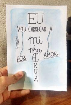 Tipografia - música: Novembro/Daniela Araújo