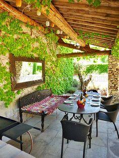 A Louer Maison Vacances En Provence Avec Piscine, Maussane Les Alpilles,  Vallée Des Baux, Location Saisonnière Villa, Demeure De Charme, Maisons Deu2026