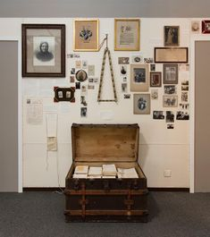 Harold Szeemann, Grandfather: A Pioneer Like Us. Fascinating exhibition of family photographs, historical documents, obsolete international currency, and antique hair dressing tools. First organized...