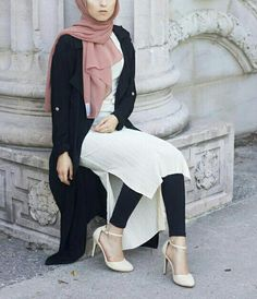 Jasminefares #hijabfashion