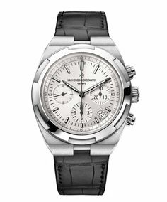 Vacheron Constantin Overseas Chronograph Calibre 5200 in stainless steel