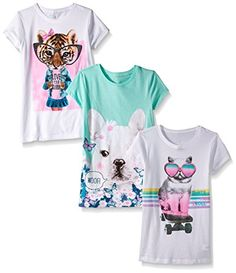 The Children's Place Girls Graphic Te…