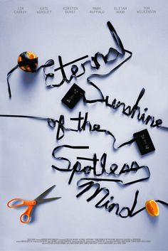 eternal sunshine of the spotless mind . michel gondry poster by nancy taing