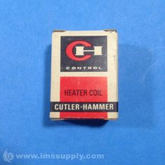 CUTLER HAMMER H-1005 OVERLOAD THERMAL UNIT HEATING ELEMENT