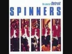 The Spinners-Working my way back to you...this one is for you Doug