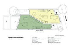 Coleraine Duplex,Ground Floor Plan