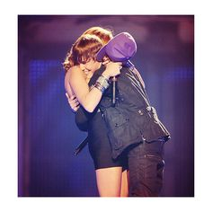 jiley | Tumblr ❤ liked on Polyvore featuring justin bieber, jiley and miley cyrus