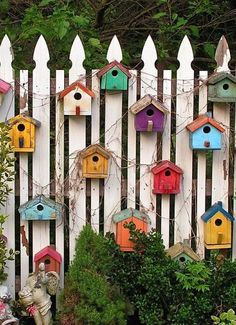 15 Garden Fences That Are Also Works Of Art Bahçe #Garden http://turkrazzi.com/ppost/148407750199953280/