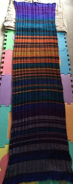 great way to get random stripes........lots of examples. Ravelry: Project Gallery for My Year in Temperatures -Scarf- pattern by Kristen Cooperhttp://www.ravelry.com/patterns/library/my-year-in-temperatures--scarf-