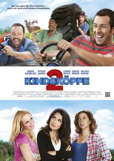 Poster zum Film: Kindsköpfe 2