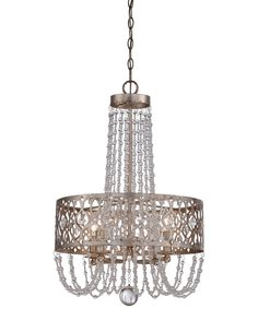 Minka Lavery 4844 Jessica Mcclintock Home Lucero 18 Inch Wide 4 Light Mini Chandelier Mini Chandelier, Chandelier Shades, Chandelier Lighting, Bedroom Lighting, Transitional Pendant Lighting, Transitional Chandeliers, Jessica Mcclintock, Tiffany Jewelry, Minka