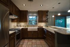 newcreationsaustin.com Austin Kitchen Remodel - Granite counter tops ...