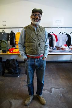 "Jason Jules - ""The best-dressed men at Jacket Required - GQ.co.uk"""