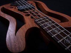 Sculpture Bass. Just amazing!