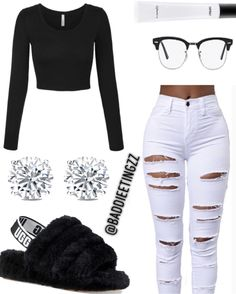 Best Free Back to School-Outfit black girl Tips, - Best Free Back to School-Outfit black girl Tips, Source by - Teenager Outfits, Baddie Outfits Casual, Cute Lazy Outfits, Swag Outfits For Girls, Teenage Girl Outfits, Cute Swag Outfits, Girls Fashion Clothes, Teen Fashion Outfits, Cute Teen Outfits