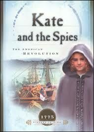Kate and the Spies (Sisters in Time book) by JoAnn A. Grote