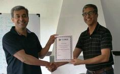 Congratulations Amol Saoji, Senior Leadership - Retail Industry, on receiving your Prestigious NLP Practitioner certification.  #NLP #Training from Anil Dagia in #Mumbai, #Pune ( #India ) #ICF #NLP #PRACTITIONER #DUAL #Certification #Life #Coach Training  FEB #Pune - http://www.anildagia.com/training-calendar/icf-certification/anil-dagia-s-icf-nlp-practitioner-dual-certification-training-feb-2017-pune