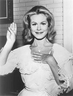 "The Bewitched Flip  As sweet Samantha on Bewitched, the lovely Elizabeth Montgomery inspired a whole generation of American women to try the flip, a long bob that literally ""flipped"" out at the ends, creating a bell shape."
