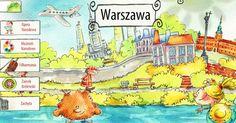Serwis umożliwia odbywanie wirtualnych wycieczek po ciekawych miejscach w Polsce.