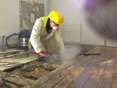 Asbesto Removal Trades!