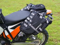 The KTM 500 EXC build – Texas Adventure Ktm 450 Exc, Ktm Exc, Motorcycle Luggage, Motorcycle Gear, Ktm 690 Enduro, Honda Accord Lx, Dual Sport, Adventure Gear, Bike Trails