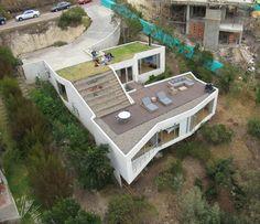 V House in Bogotá, Colombia - Plan B Arquitectos + Giancarlo Mazzanti