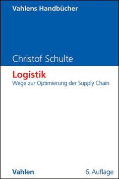 Das Standardwerk zu Logistik. Mehr muss man eigentlich nicht sagen.