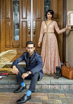 """Safarnama- A Timeless Journey"" A beautiful shot from one of our most recent photoshoots with an incredible team! ✨"