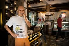 Sharky Brings Locavore to Myanmar