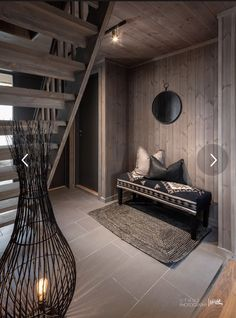 Cabin Interiors, Sweet Home, New Homes, Loft, Cottage, Dreams, Interior Design, Studio, House