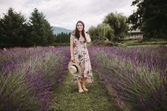 For The LOVE Of Lavender   Lavender Fields Style Post