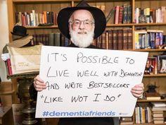 Terry Pratchett - a piece on Dementia carers
