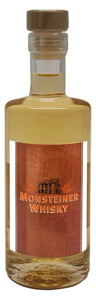 Monsteiner Whisky - Switzerland