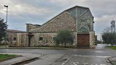 chiesa villaggio belvedere roma michelucci - Cerca con Google