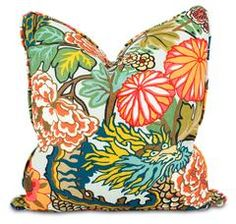 Chiang Mai Dragon Throw Pillow