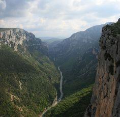 Gorges du Verdon - Wikipedia