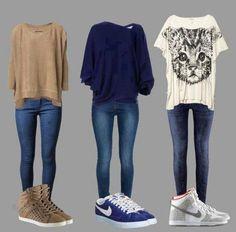 Plus size fashion...I would like those plus sized legs thank you