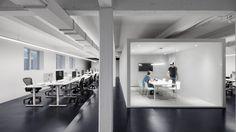 Dynamo's office by Anne Sophie Goneau