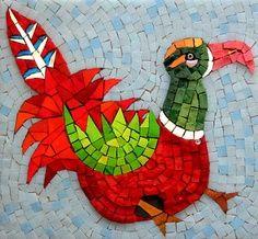 Martin Cheek Turkey Mosaic